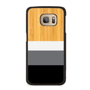 Funda Unique Cases de Madera para Celular - Black - Unique Cases