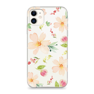 Funda Unique Cases para celular - Watercolor Garden