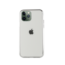 Funda para iPhone - Crystal Apple Blanco
