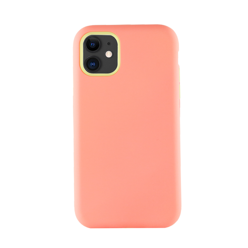 Funda para iPhone 11 - Classcase Rosa/Amarillo