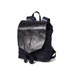 Mochila de Piel y Canvas THE ROADSTER
