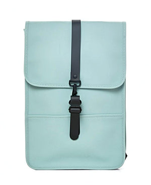 Mochila RAINS Backpack Mini verde menta