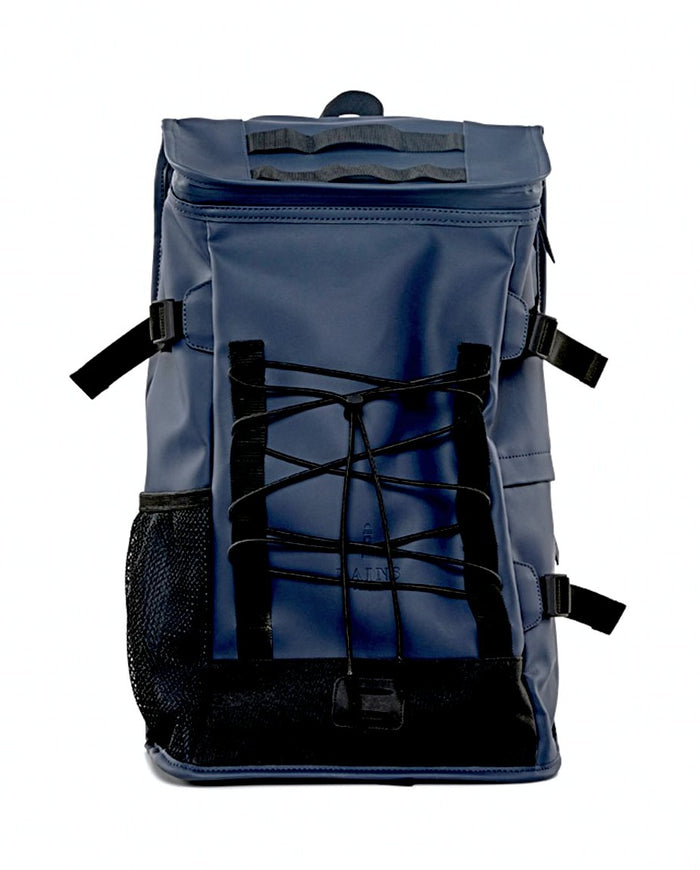Mochila MOUNTAINEER BAG Azul Marino de RAINS
