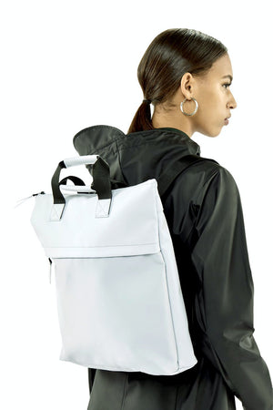 Mochila RAINS Tote BACKPACK Gris