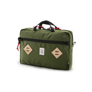 Mochila Convertible Mountain Briefcase verde