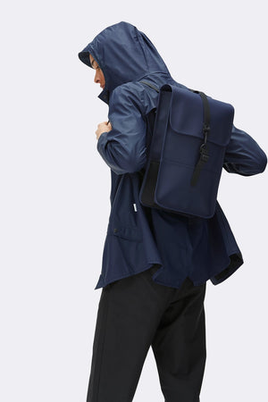 Mochila BACKPACK MINI Azul de RAINS