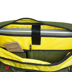 Mochila Mountain Briefcase Interior
