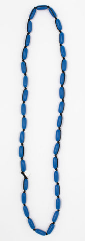 Evie Marques Mini necklace Big Sky on black cord