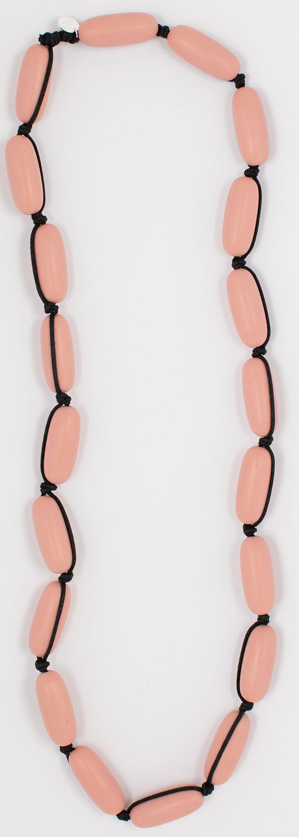 Evie Marques Original necklace Sunset on black cord