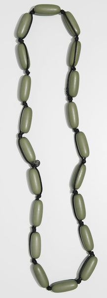 Evie Marques Original necklace Utility on black cord