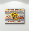 Canvas - In This Office - We Do Great Things