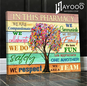 IN THIS PHARMACY - Canvas - We are compassionate Ver.2