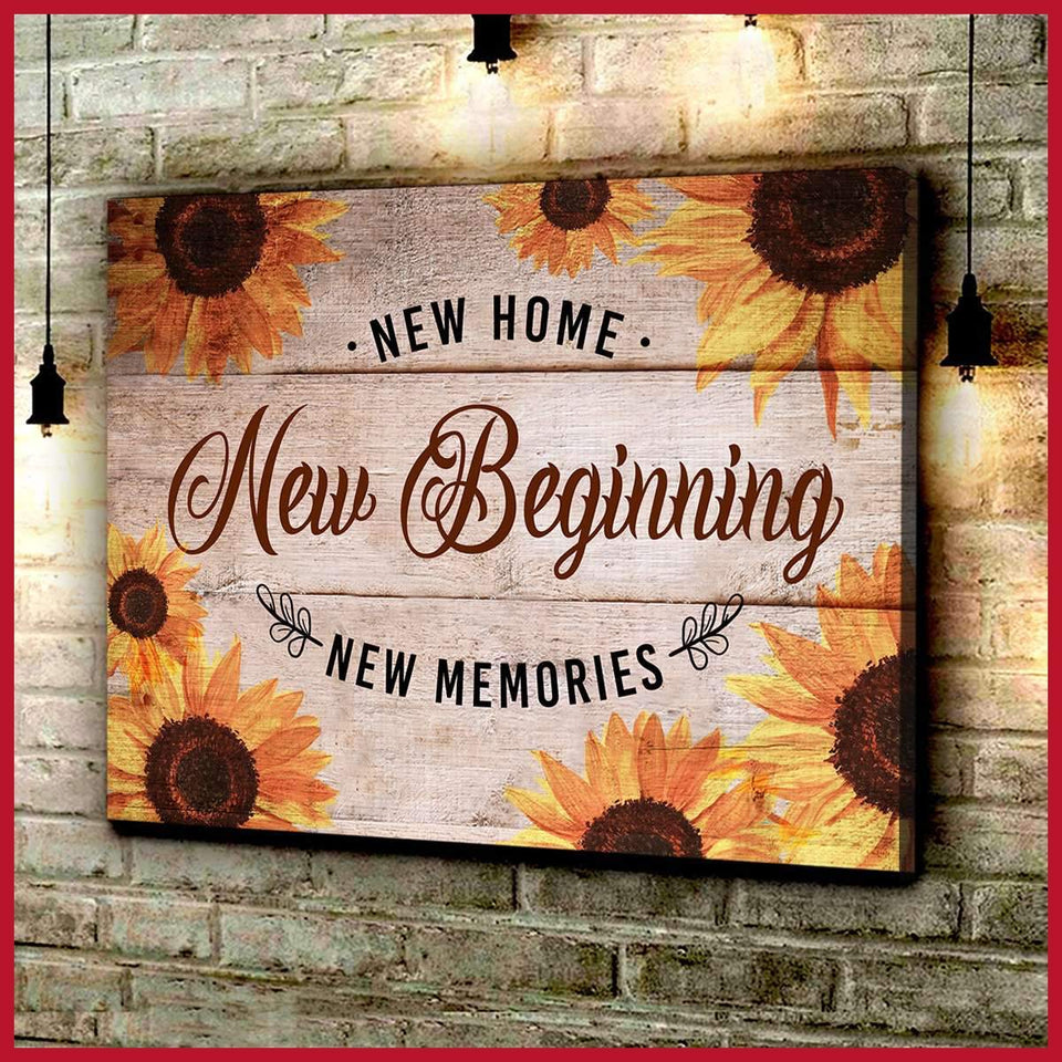 CANVAS - New beginning - yenyenstore