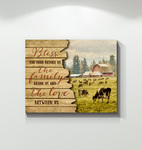 Farm Canvas Bless... - Hayooo Shop