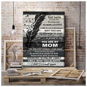 CANVAS - You are My Mom - yenyenstore