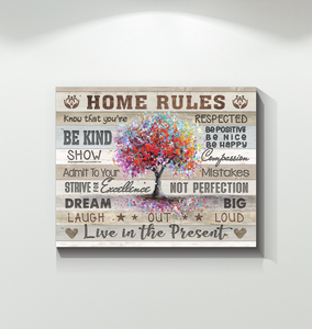 Canvas - Home Rules