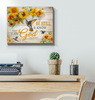 Hayooo Hummingbird Canvas Be Still And Know