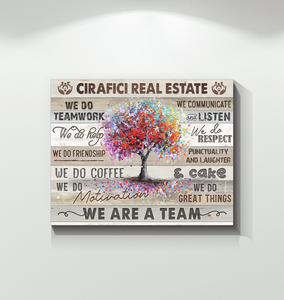 Canvas Cirafici Real Estate