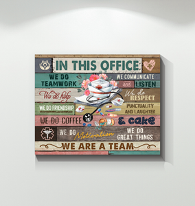 Canvas - Nurse - In This Office (team)