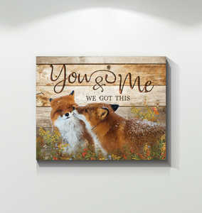 Canvas - Fox - You&Me