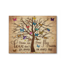 GL-PH- Butterfly - Canvas - Those We Love
