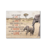 Elephant Canvas Live It Ver.3 - Hayooo Shop