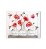 Hummingbird Canvas Thankful Grateful Blessed