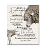 Sheep - Canvas - To My Daughter (Mom) - You Have Your Own Matches