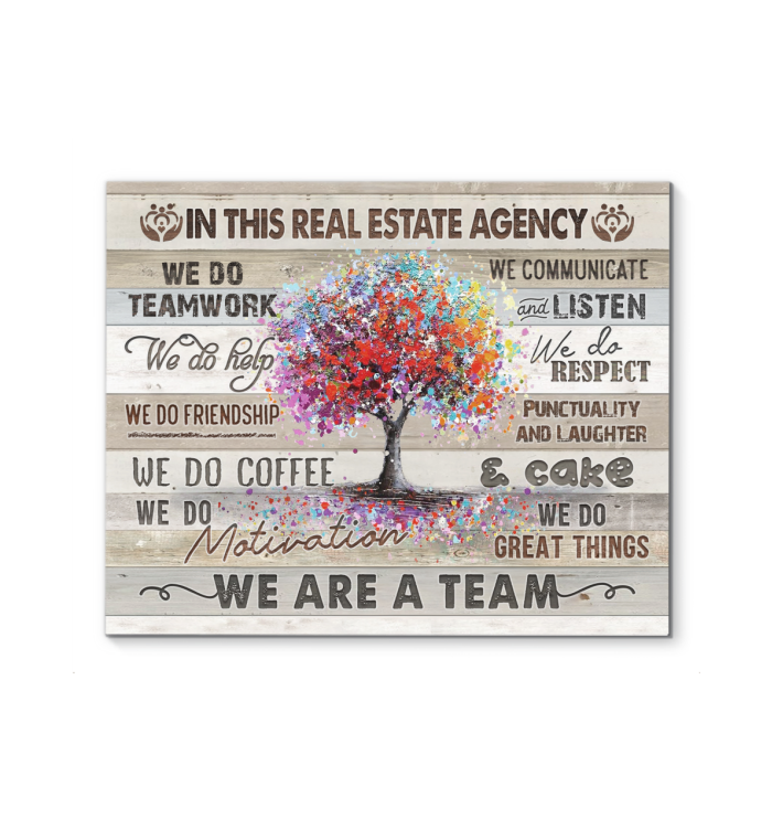 Canvas - In This Real Estate Agency