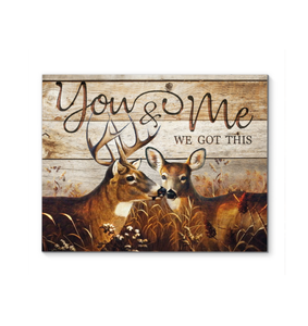 Canvas Buck&Doe You&Me Ver4 - Hayooo Shop