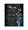 Butterfly Canvas They Say Ver.2 - Hayooo Shop