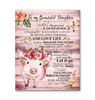 CANVAS - PIG - Daughter (Mom) - Remember to be Awesome - yenyenstore