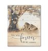 Canvas Lion You Will Forever Be - Hayooo Shop