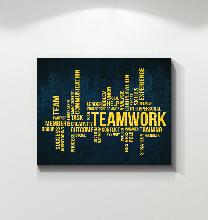 Canvas - Teamwork