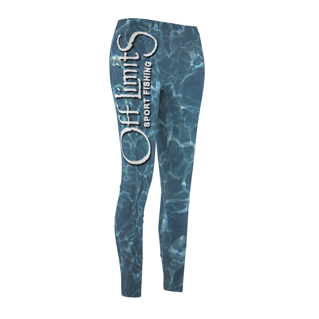 Women's Off Limits Cut & Sew Casual Leggings