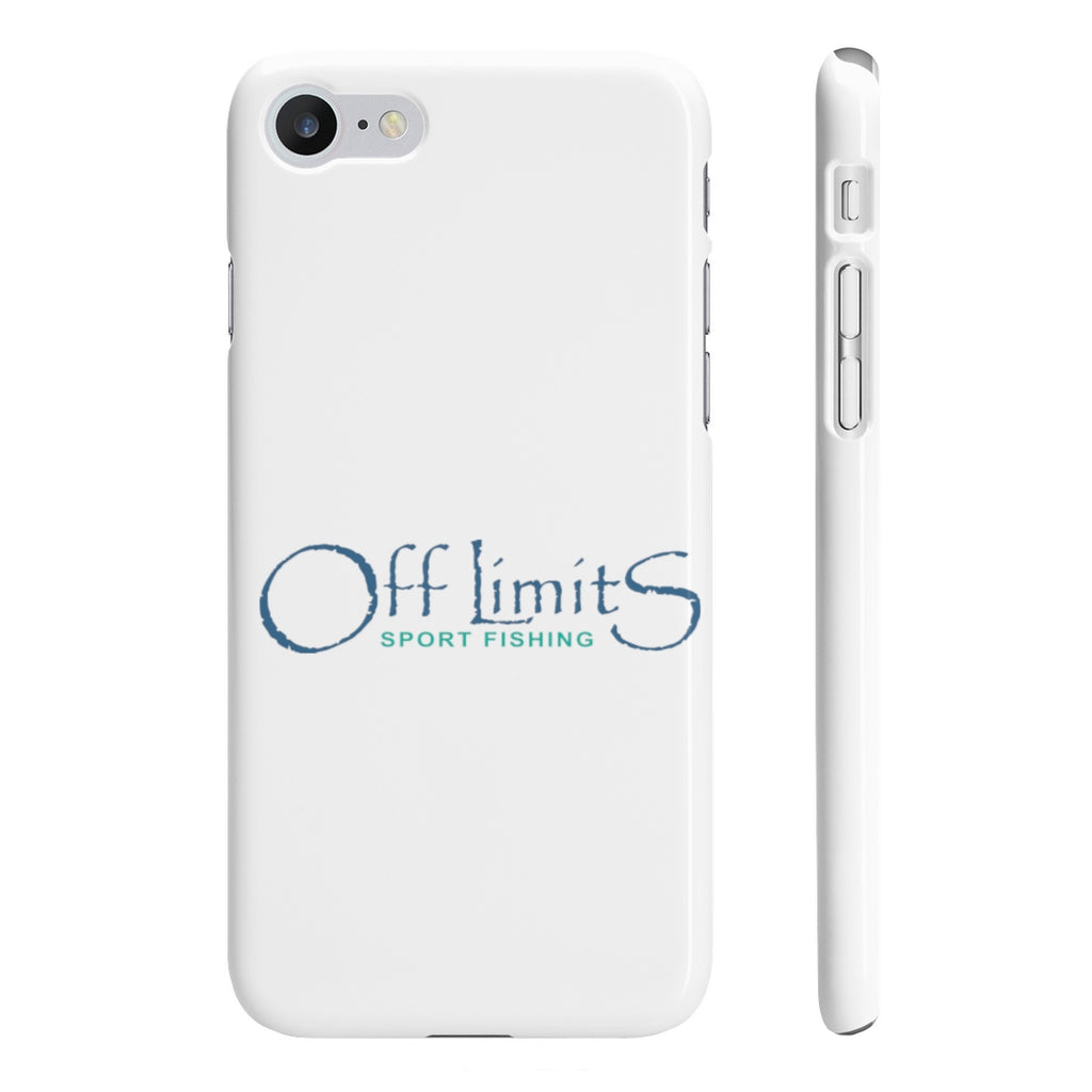 Off Limits Slim Phone Cases