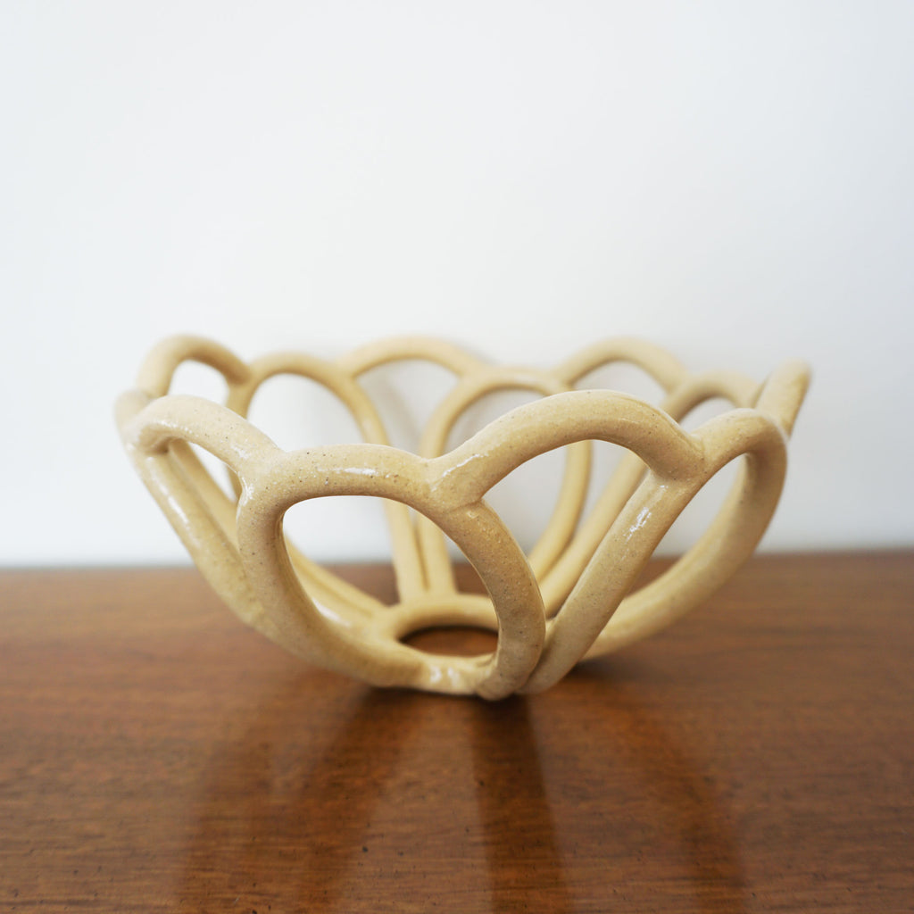 Somersault Basket Bowl - Natural