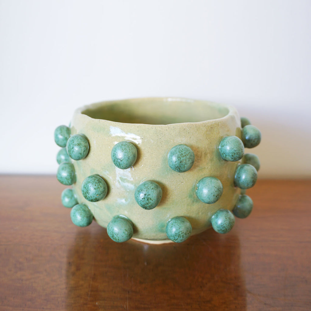 small bobble bowl planter