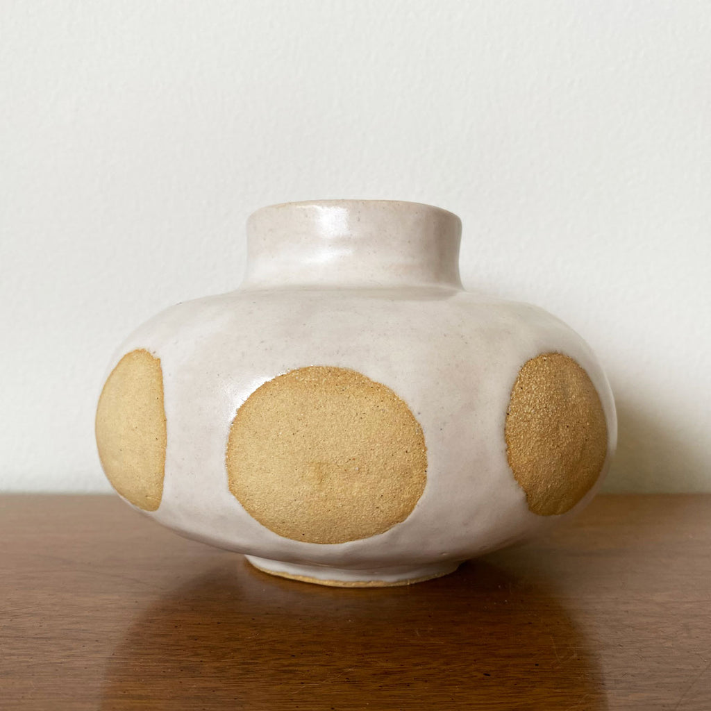 Petite Spotted Vase