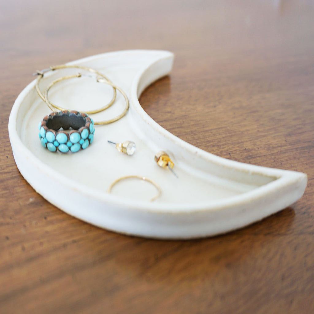 Crescent Moon Tray