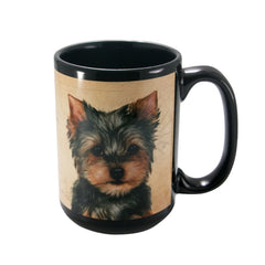 YORKIE Faithful Friend Coffee Cup