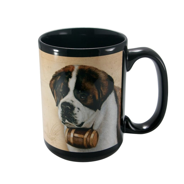 SAINT BERNARD Faithful Friend Coffee Cup