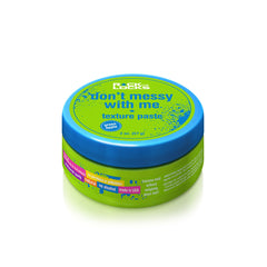Rock the Locks Kids Don't Messy with Me, Texture Paste 2 oz. Natural - Toxin-Free - Paraben-Free - Phthalate-Free