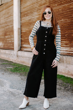 Whimsical Jumper - Black