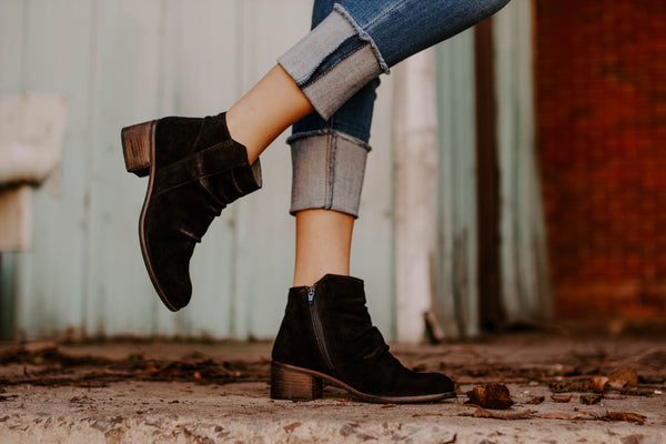 Roaster Booties - Black