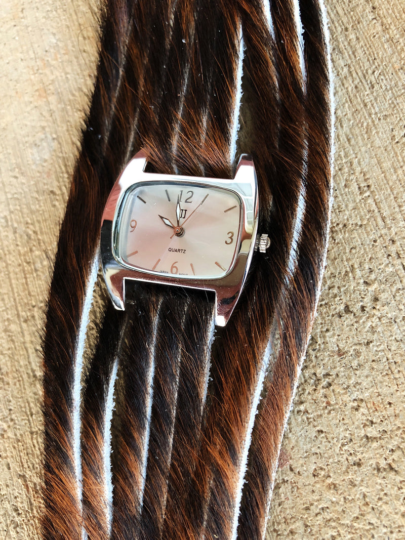 Wild Thing Watch - Brown