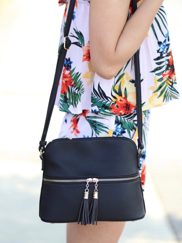 Moore Crossbody - Black
