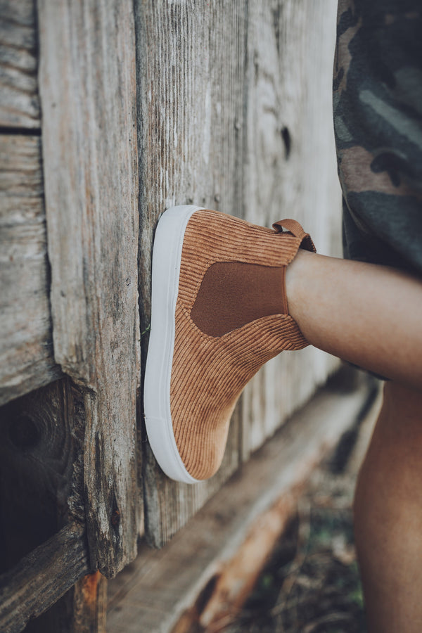 Ritchie Sneakers - Tan