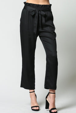 New Found Love Pants - Black