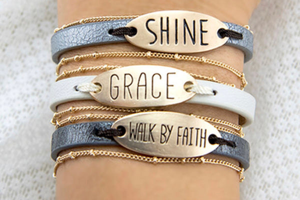 He Is Greater Bracelet